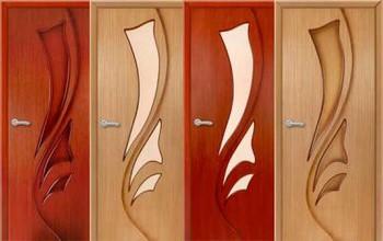 Четыре межкомнатных двери