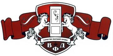 Логотип владимирской дверной компании
