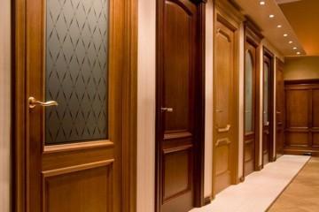 Разные межкомнатные двери
