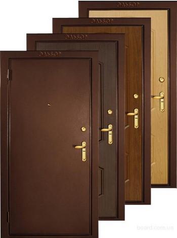 Четыре входных двери эльбор