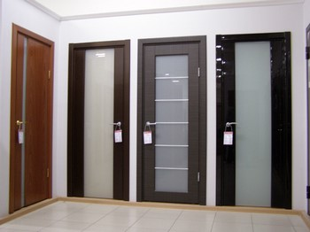 Двери Софья в магазине