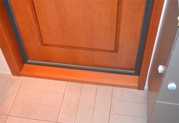Дверной откос из ламината