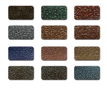 Разные цвета краски