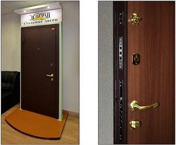 Дверь фирмы Легран