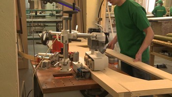 Производство деревянных дверей