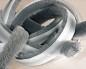 Серый уплотнитель для раздвижной двери