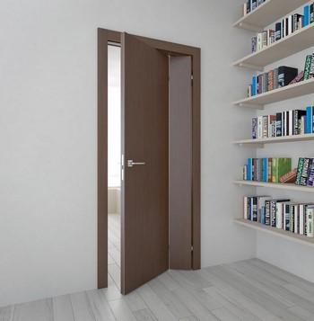 Стильная дверь в детскую