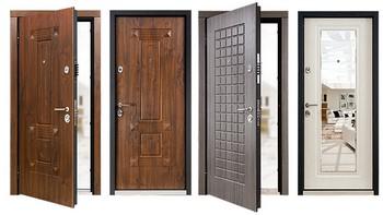 Четыре двери Торекс