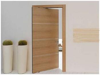 Деревянная рото дверь