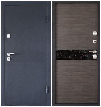 Две двери компании Дверной континент