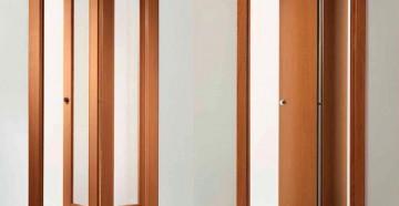 Две двери-книжки
