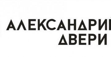 Логотип Александрийских дверей