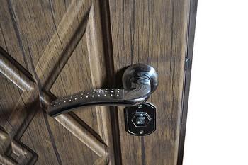 Входная дверь из МДФ