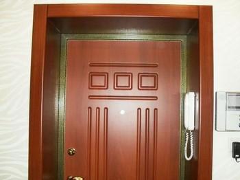 Откосы межкомнатных дверей