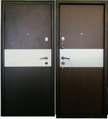 Две входные двери