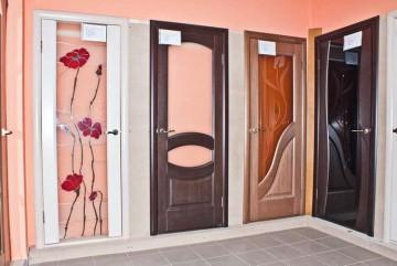 Межкомнатные двери в магазине