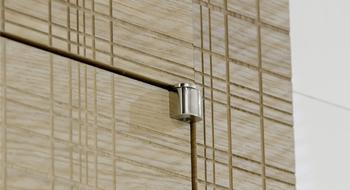 Необычные петли для двери