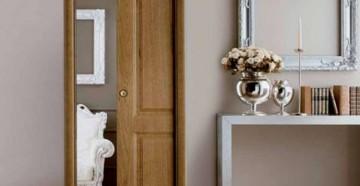 Раздвижная дверь с пеналом
