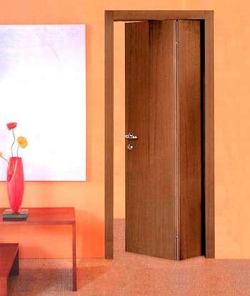 Межкмонатная дверь книжка
