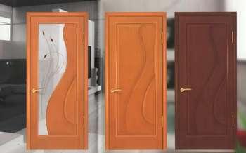 Три межкомнатные двери