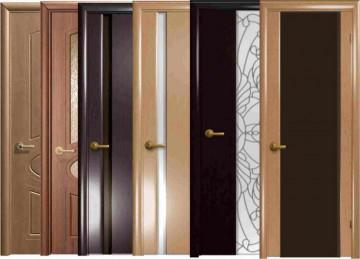 Шесть межкомнатных дверей
