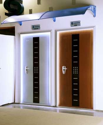 Две двери фирмы пандор