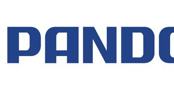 Логотип компании пандор