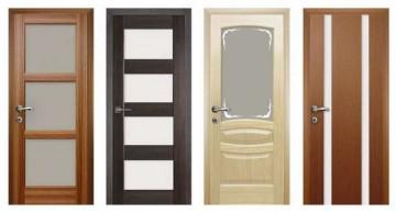 Четыре межкомнатные двери