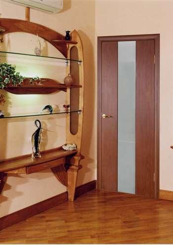 Стильная межкомнатная дверь