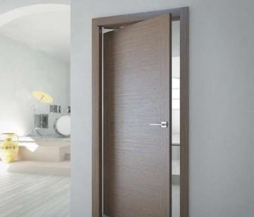 Стильная роторная дверь