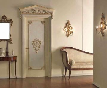 Светлая дверь под аристократизм