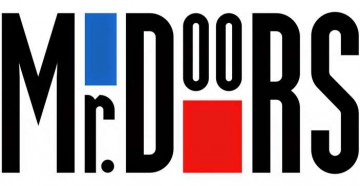 Логотип компании мистер дорс