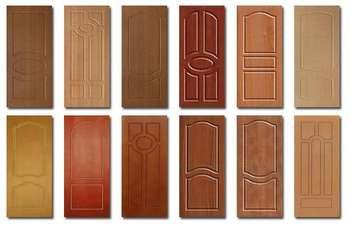 12 узоров на дверь
