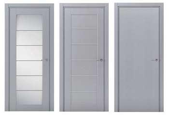 3 алюминиевые двери