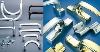 Фурнитура для алюминиевыхдверей и окон