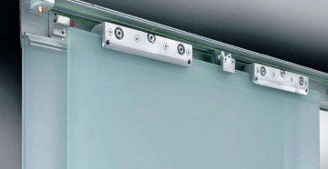 Фурнитура для стеклянных раздвижных дверей
