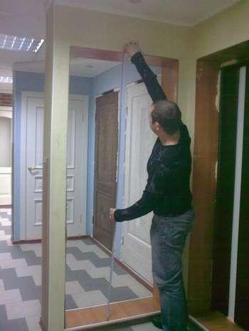 Стандартная высота двери