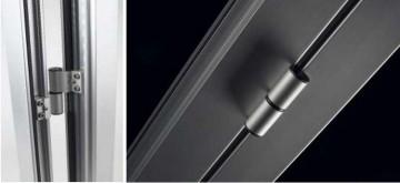 Петля для алюминиевых конструкций