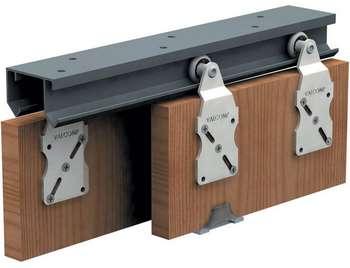 Вариант механизма для откатных дверей