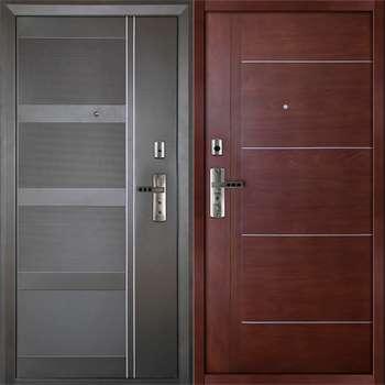 Две двери форпост на разные стороны