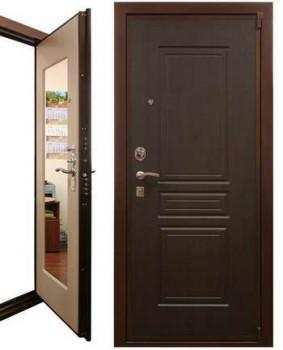 Дверь кондор с зеркалом