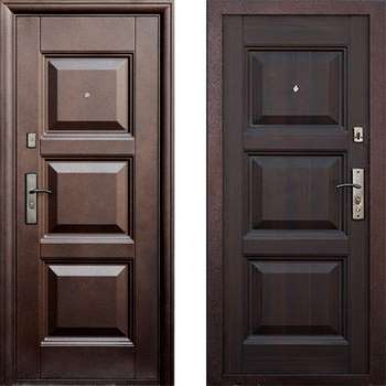 Двери форпост матовая и глянцевая