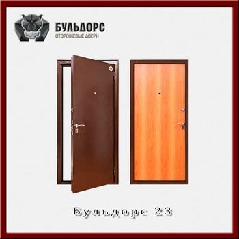 Входная дверь бульдорс 23