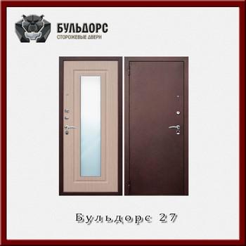 Входная дверь бульдорс 27