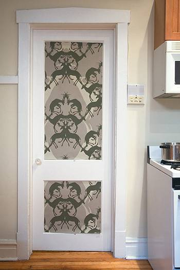 Дверь с картинками
