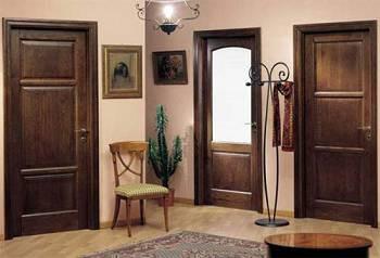 Двери оникс в интерьере