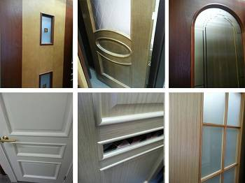 Шесть дверей оникс