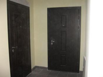 Две двери на лестничной клетке